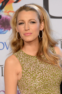 Blake Lively 2014 Cfda Awards