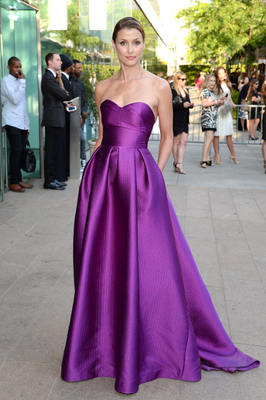 Bridget Moynahan 2014 Cfda Awards