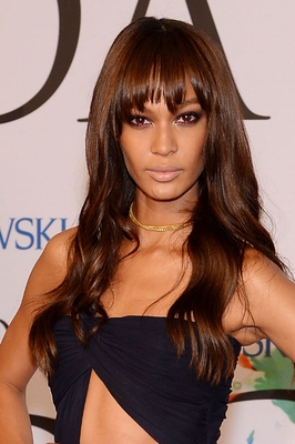 Joan Smalls 2014 Cfda Awards