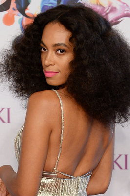 Solange 2014 Cfda Fashion Awards