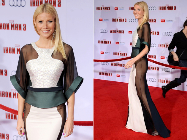 Gwyneth Paltrow Worst Red Carpet Dress