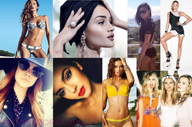 Are You Following These Famous Models on Instagram?