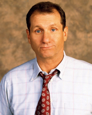 Ed O'Neill As Al Bundy