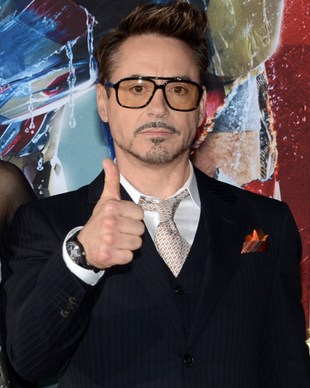 Robert Downey Jr Comeback