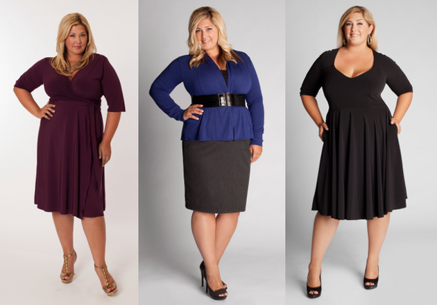 Eliza Parker Plus Size Clothing