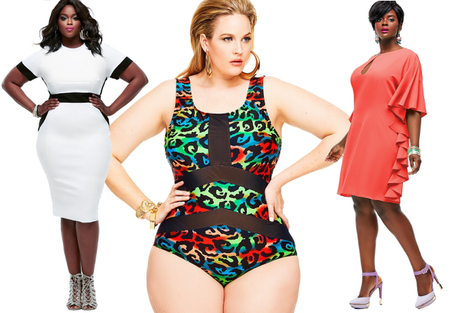 Monif C Plus Size Clothing
