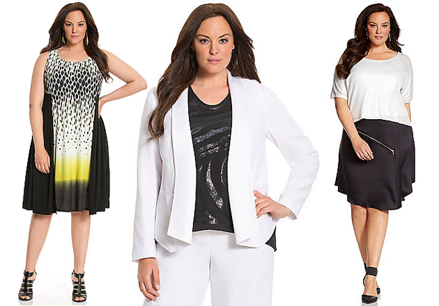 Lane Bryant Plus Size Clothing