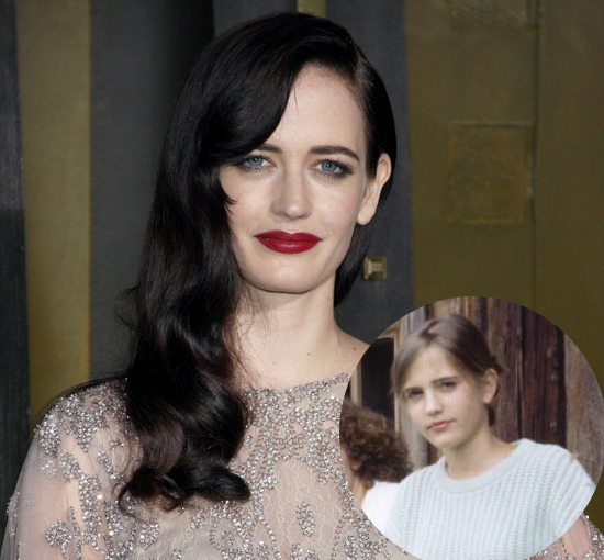 Eva Green Twin Joy