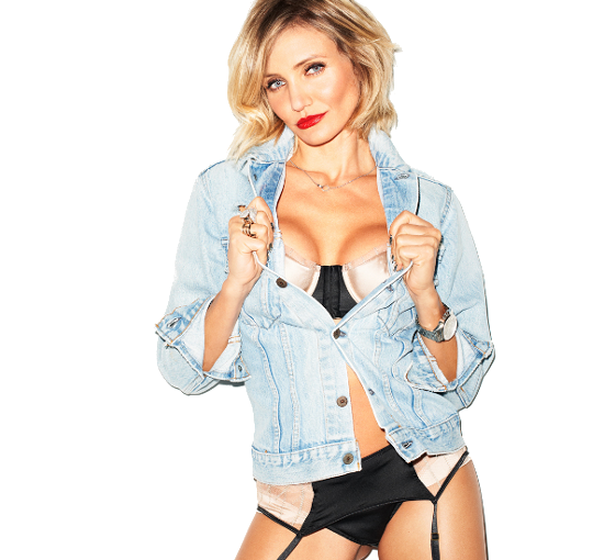 Cameron Diaz For Terry Richardson