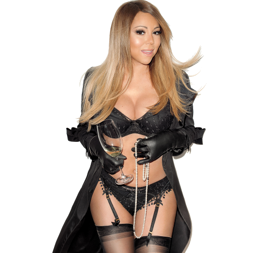 Mariah Carey For Terry Richardson