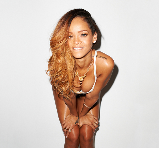 Rihanna For Terry Richardson