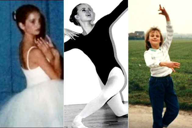 Celebrities Who Wanted to Be Ballerinas