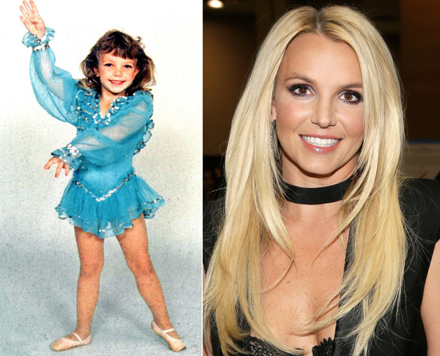 Britney Spears Child Pageant