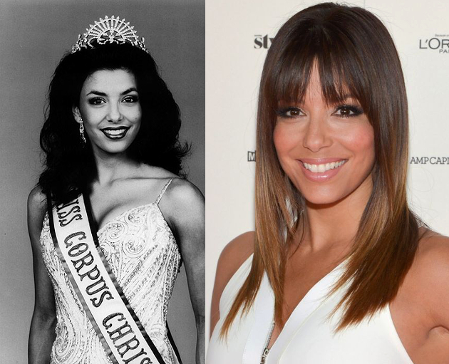 Eva Longoria Pageant Queen