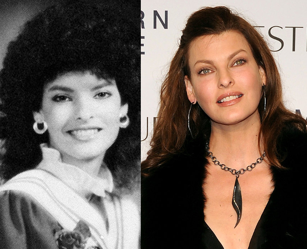 Linda Evangelista Beauty Pageant
