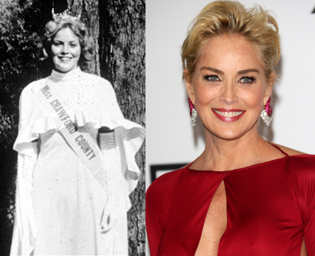 Sharon Stone Pageant Queen