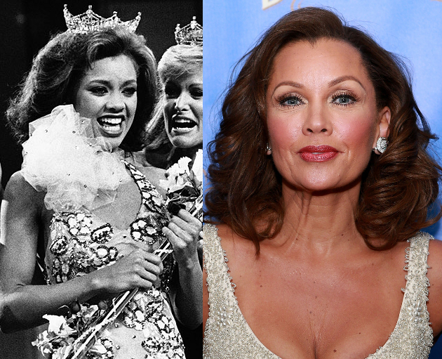Vanessa Williams Pageant Queen