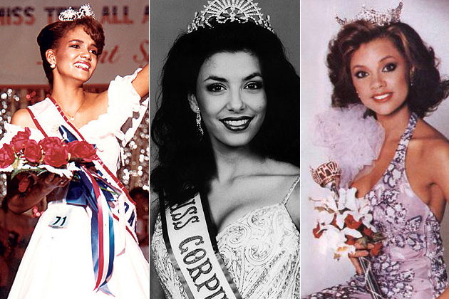 Celebrities Who Were Pageant Winners