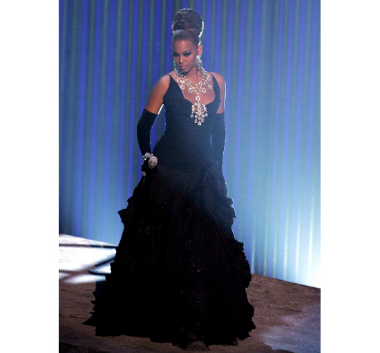 Beyonce 2005 Academy Awards Performance