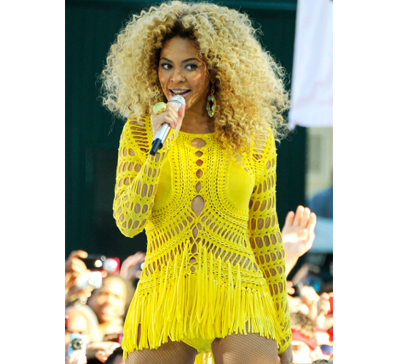 Beyonce 2011 Good Morning America Performance