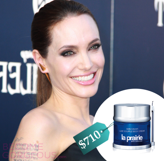 Angelina Jolie Caviar Wrinkle Cream