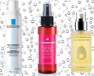 If you're looking for a way to stay cool this summer, while also getting a gorgeous glow, you'll want to check out our top choices for summer facial mist sprays.