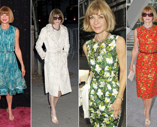 Editor-in-chief of Vogue magazine, Anna Wintour is definitely the most influential person in fashion. Take her advice when it comes to style and fashion.