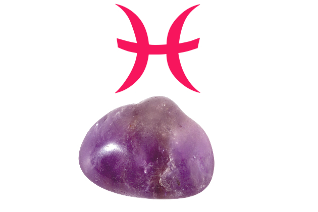 Birthstone For Pisces Amethyst