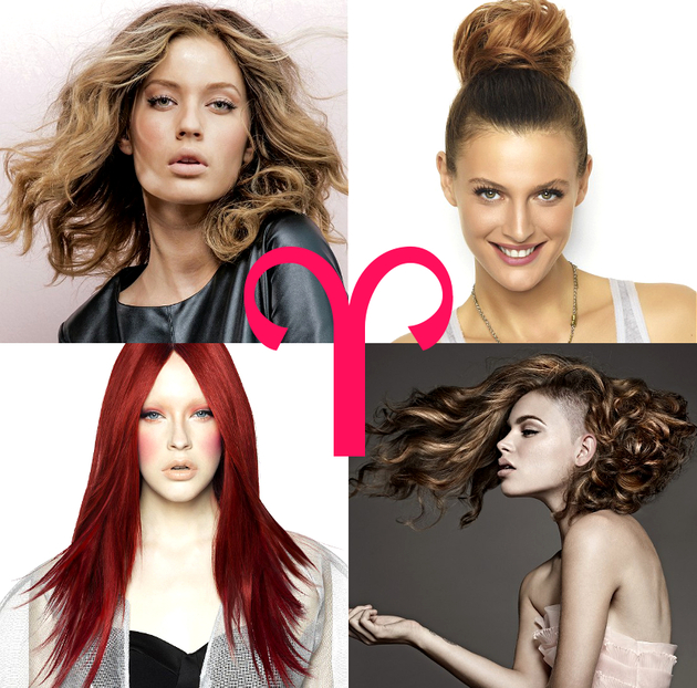Hairoscope Hairstyles And Hair Color For Your Zodiac Sign