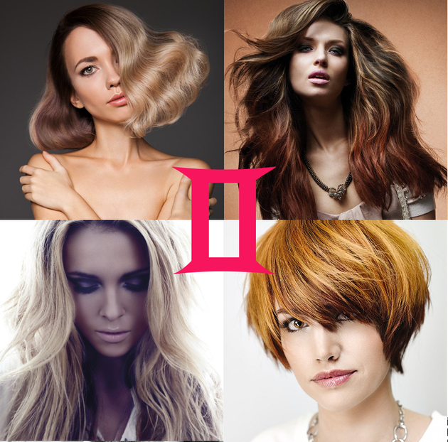 Best Hairstyles For Gemini Star Sign
