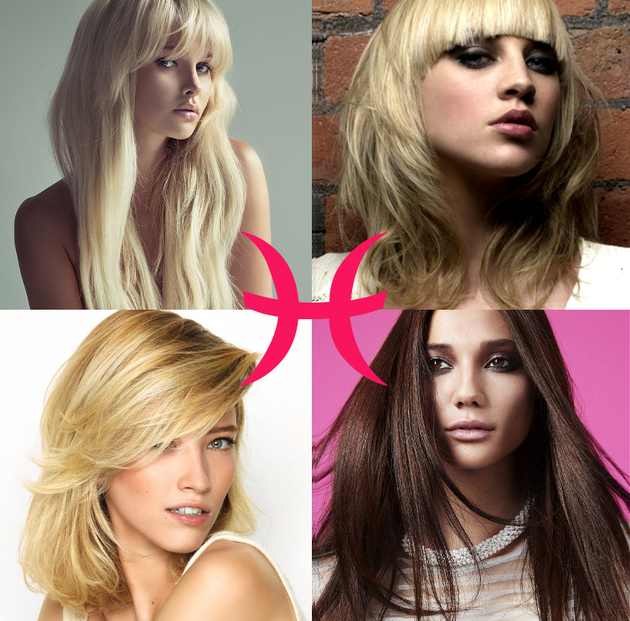 Pictures Hairoscope Hairstyles And Hair Color For Your Zodiac