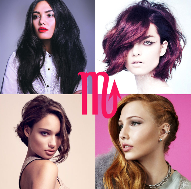 Best Hairstyles For Scorpio Star Sign