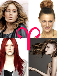 HAIRoscope: Hairstyles and Hair Color for Your Zodiac Sign