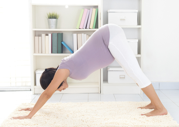 Pregnancy Yoga Workout