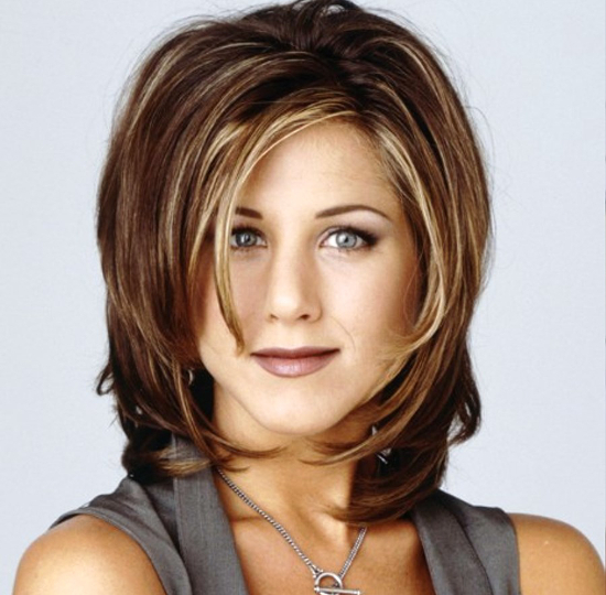 Jennifer Aniston The Rachel Haircut