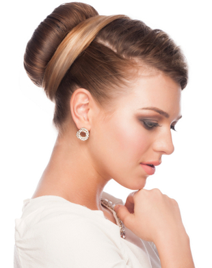 Polished Bun Hairstyle