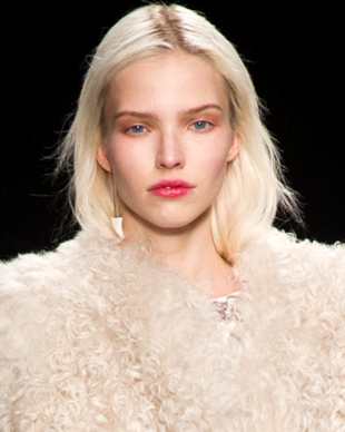 Isabel Marant Fall 2014 Single Earring Trend