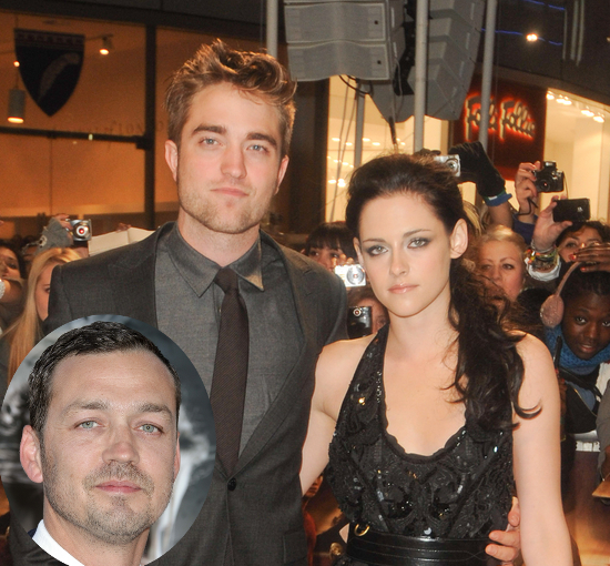 Kristen Stewart  Robert Pattinson And Rupert Sanders