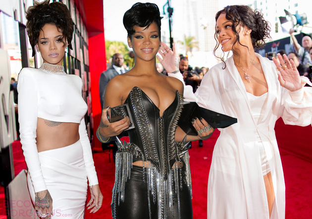Rihanna's Most Shocking Looks