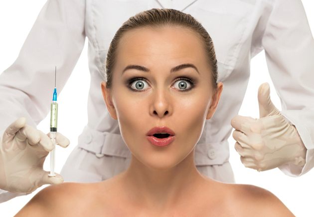 Injections Face Treatment