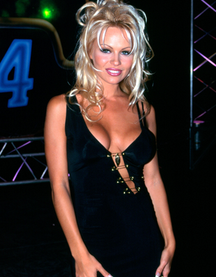 Pamela Anderson Youthful