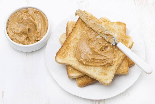 Peanut Butter Makes You Fat 85