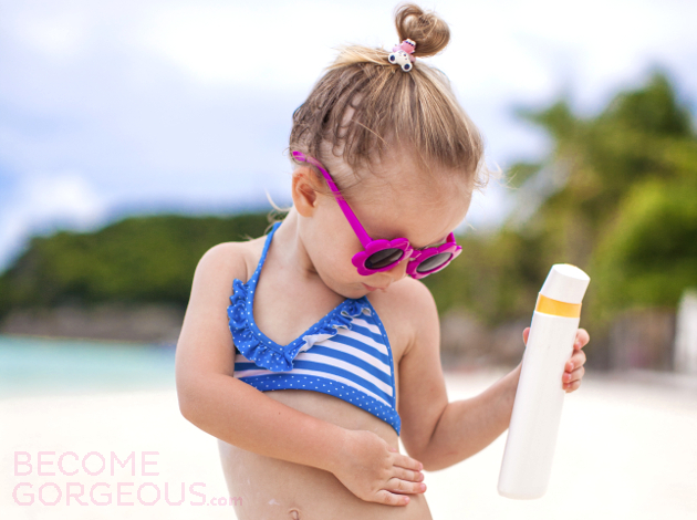 Best Suncreen For Kids Skin