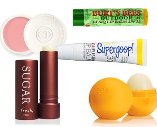 Keep your lips soft and sexy while protecting them from the sun, wind, and salty or chlorinated water with the right lip balms for summer and the right SPF.