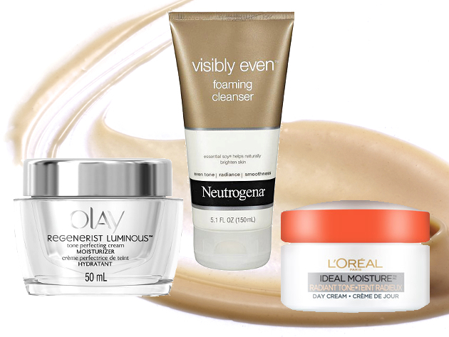 Drugstore Products For Even Skin Tone