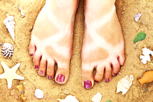 10 Ways to Care for Your Feet This Summer