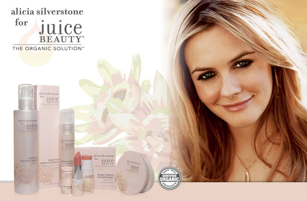Alicia Silverstone For Juice Beauty