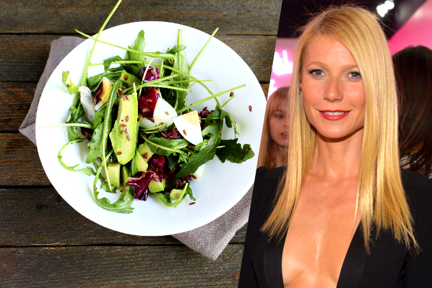 Celebrities Share Their Favorite Salad Recipes