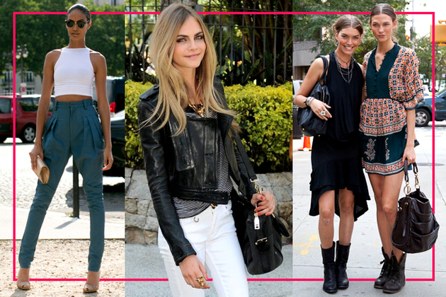 Top 10 Best Dressed Models
