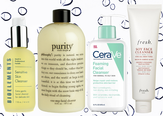 Top Facial Cleansers